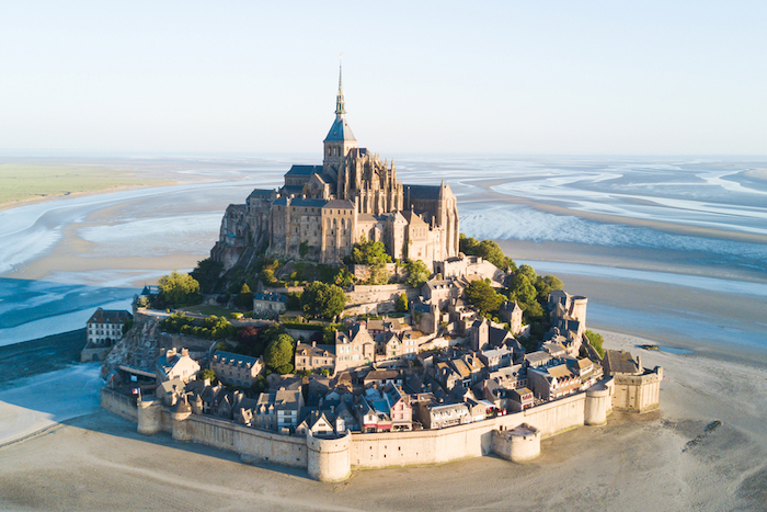 interesting facts about mont st Michel