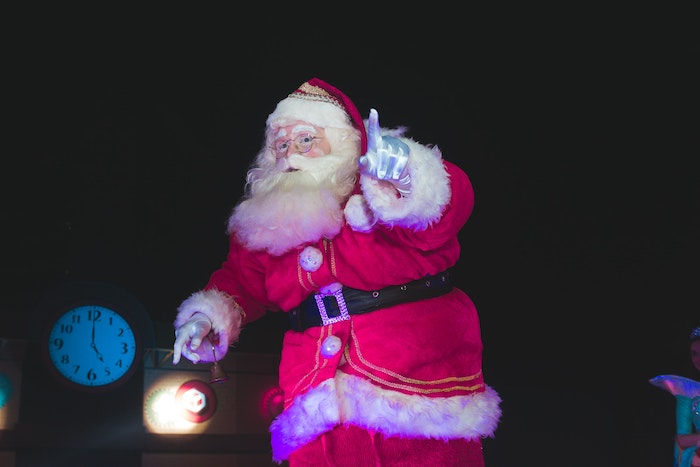 Christmas traditions Brazil