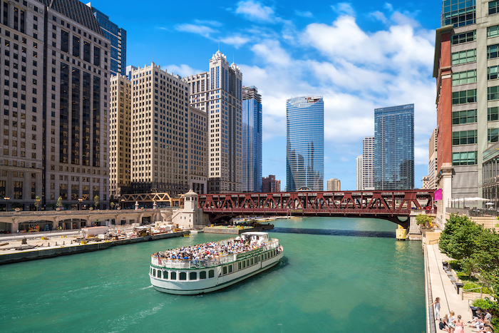 3 day itinerary Chicago