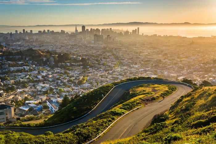 3 day itinerary San Francisco