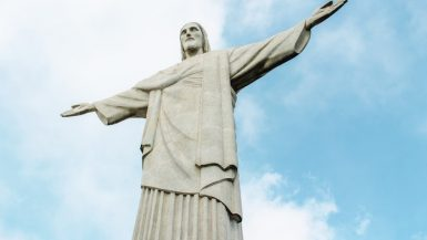 interesting facts about christ the redeemer