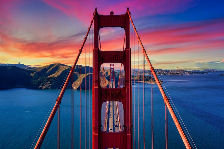 interesting facts about golden gate bridge san francisco