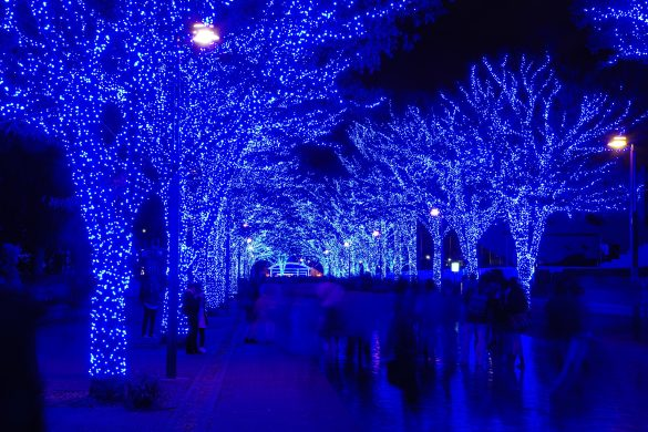 Christmas traditions in Japan