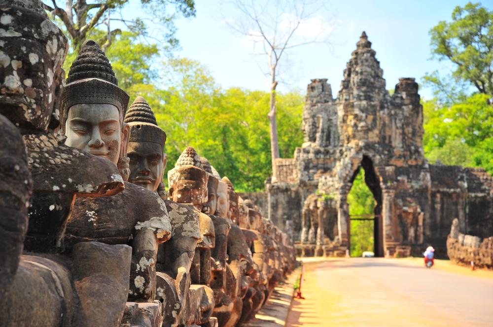Siem Reap or Phnom Penh