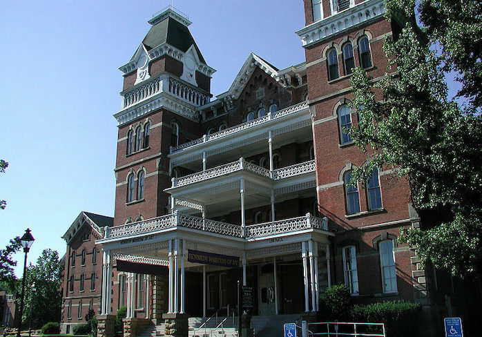 most haunted places in Ohio
