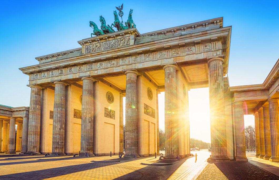 interesting facts Brandenburg Gate