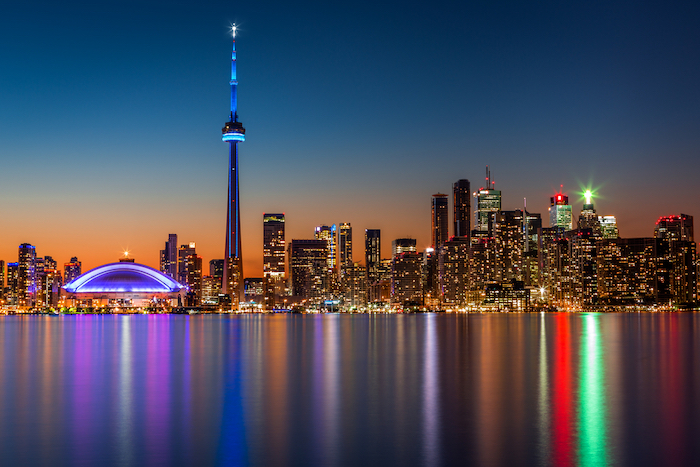 interesting facts CN Tower
