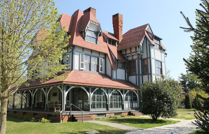 haunted places New Jersey