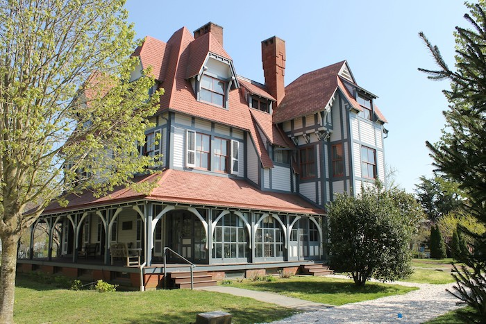 haunted places in New Jersey
