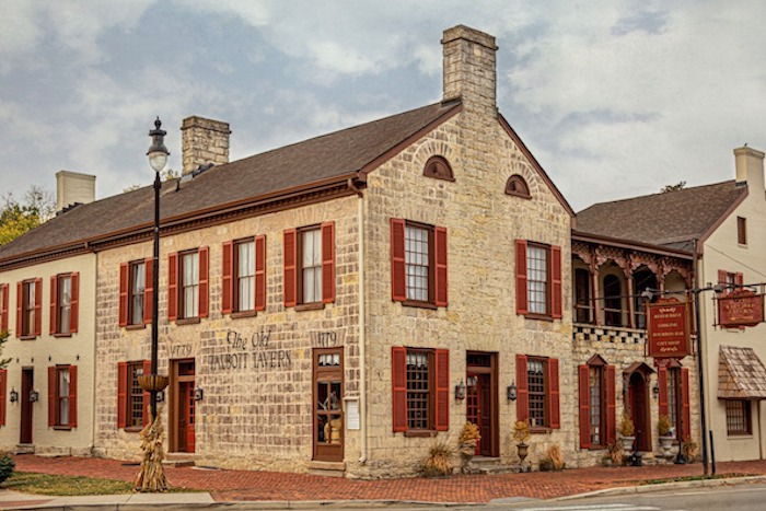 most haunted places Kentucky