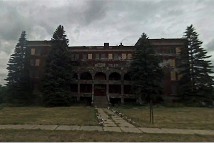 most haunted places in Michigan