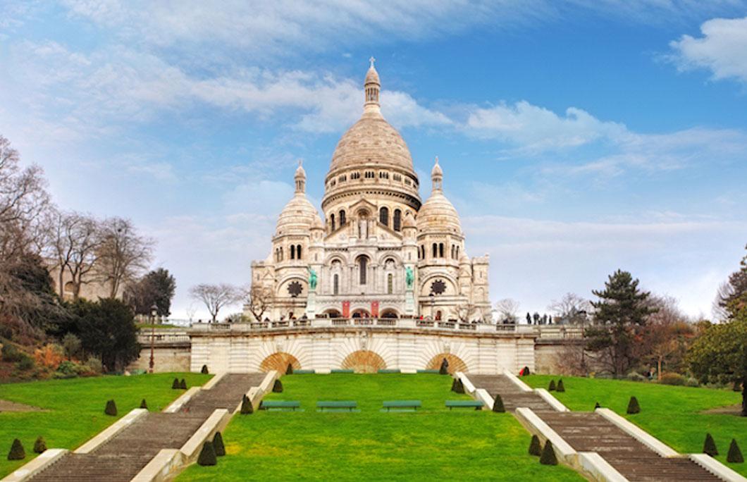 interesting facts about Sacré Coeur