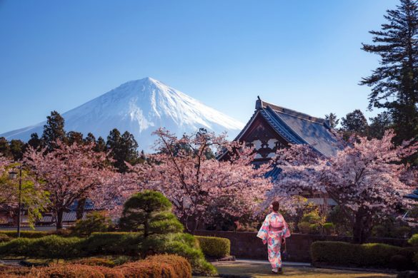 interesting facts Mount Fuji