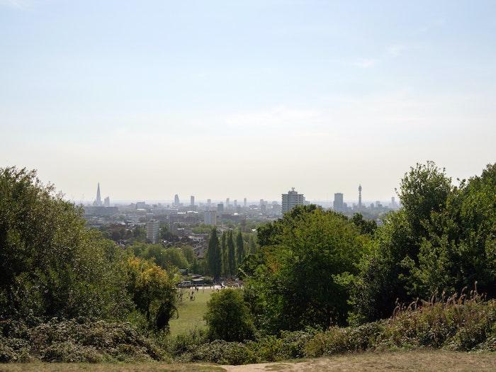 Best walks london