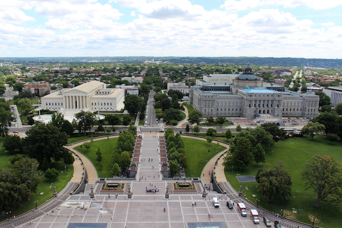 Interesting facts about Capitol Hill Washington DC