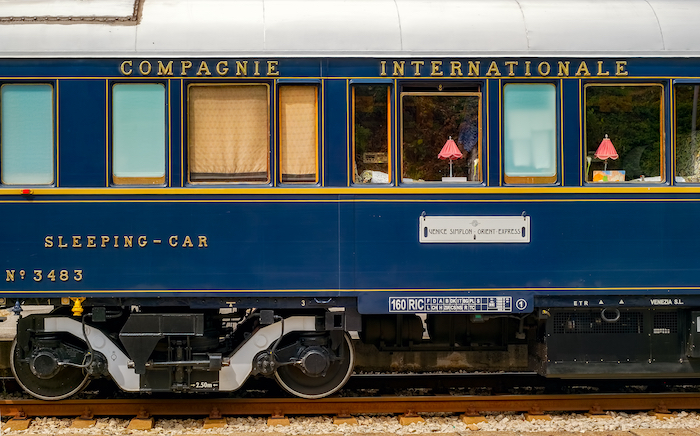 How to travel on the Orient Express
