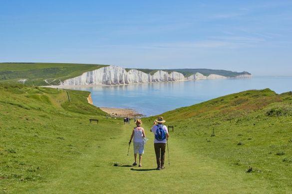 best walks England