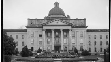 most haunted places in Georgia