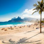 hottest destinations in January