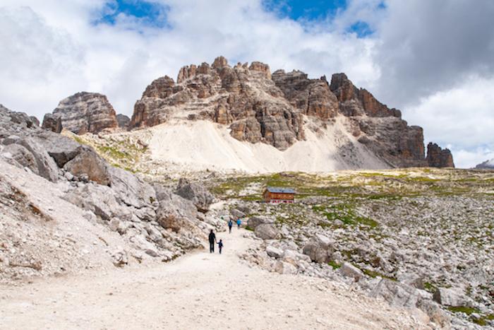 best walks in Italy