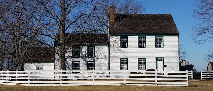 most haunted places maryland