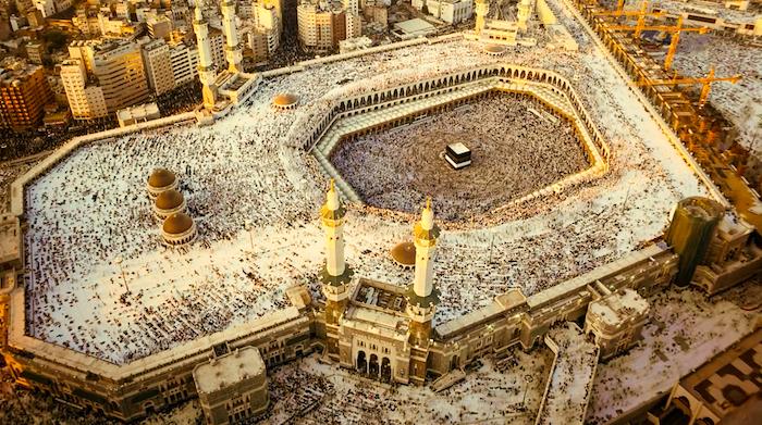 facts about mecca saudi arabia