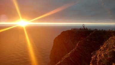 interesting facts about the north cape norway
