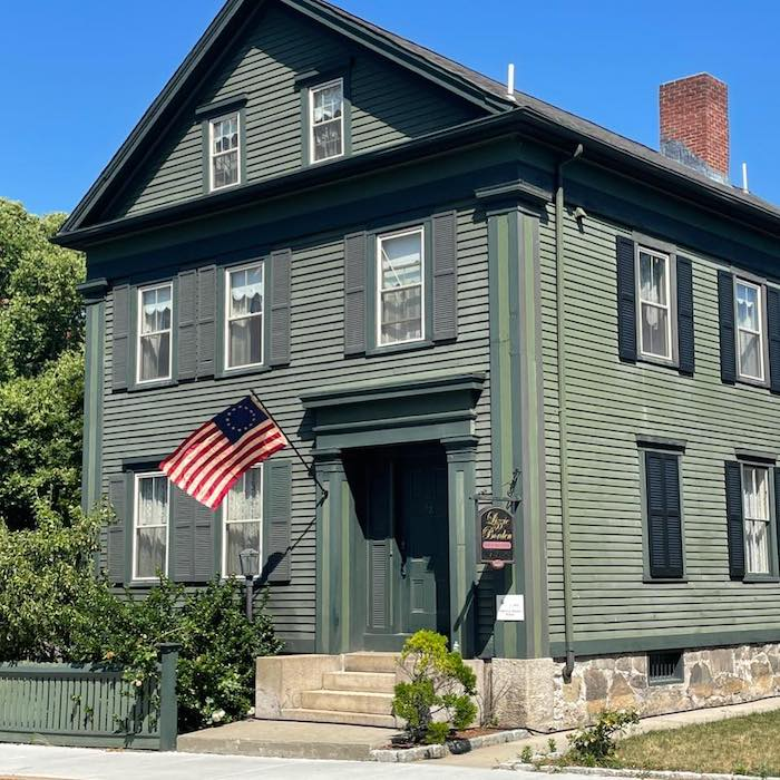 most haunted places Massachusetts