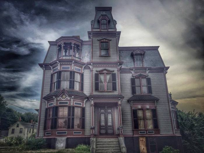 haunted places new hampshire